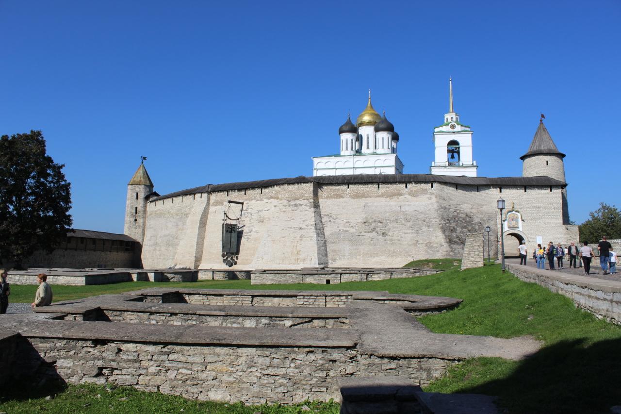 Псков - 3: Псковский кром