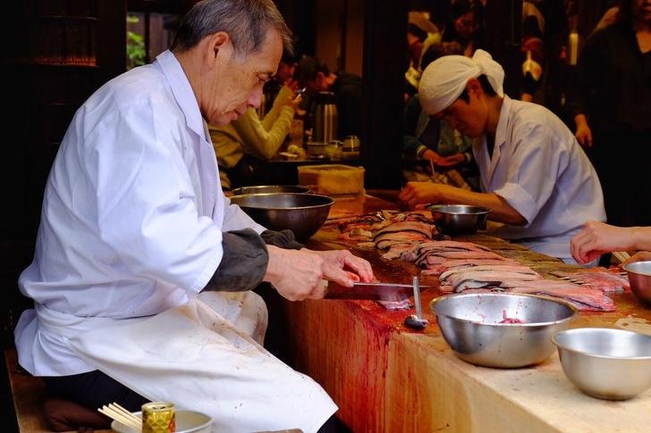 Не понятные для нас японские традиции