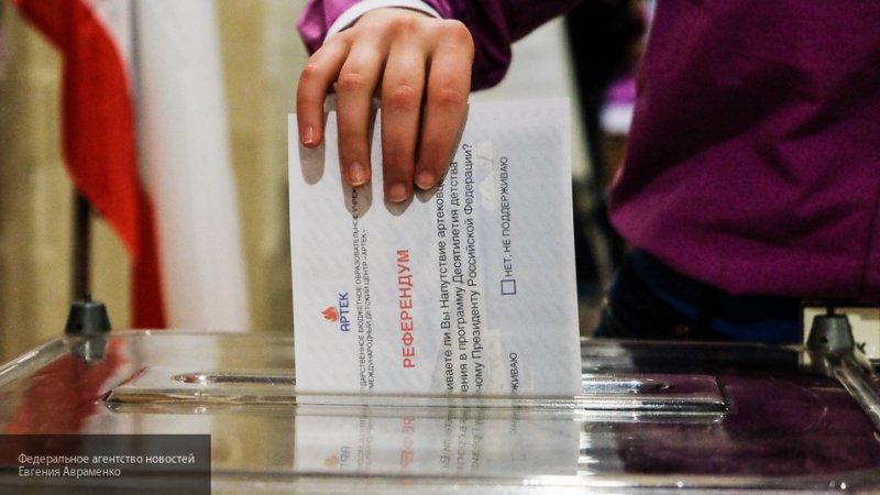 Киев считает, что выборы в Донбассе нужно проводить после возвращения беженцев домой