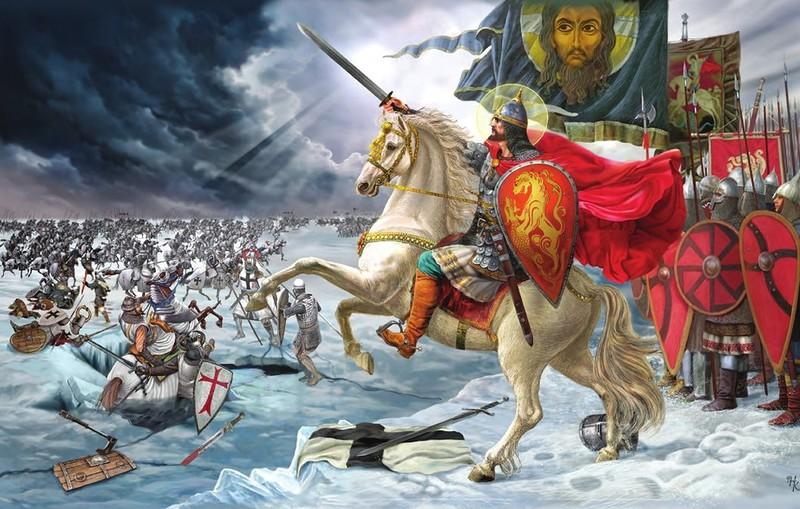 Почему Александр Невский заключил союз с Ордой