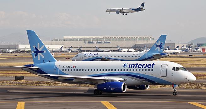 """""""Сухой"""" объяснил разборку четырех лайнеров SSJ100 на запчасти в Мексике"""