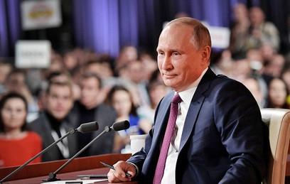 Путин: правительство работает удовлетворительно