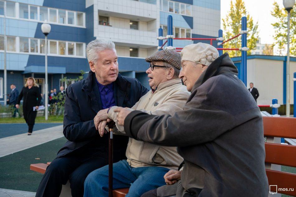 Собянин: Программа реновации постепенно набирает обороты