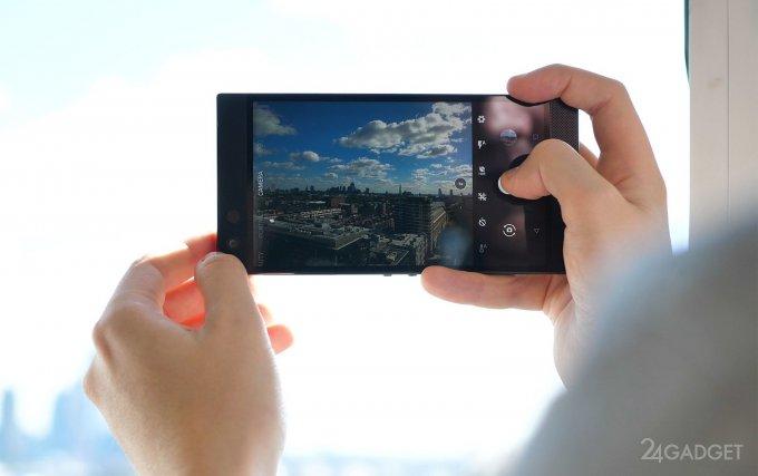 Razer Phone 2 — топовый игровой флагман с RGB-подстветкой мобильные телефоны