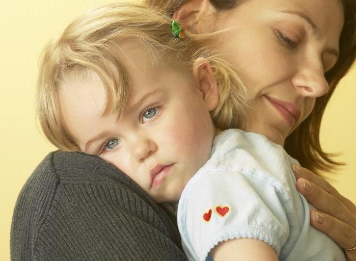 Когда мама одна