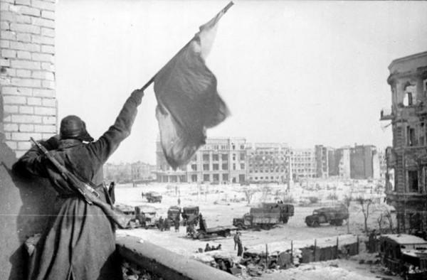 «Сталинград стал закатом немецко-фашистской армии»