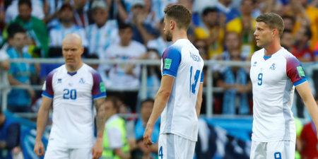 Фрэнсис Узохо: «Возможные проблемы в матче с Исландией будут зависеть от нашей игры»