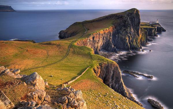 Остров Скай, Шотландия