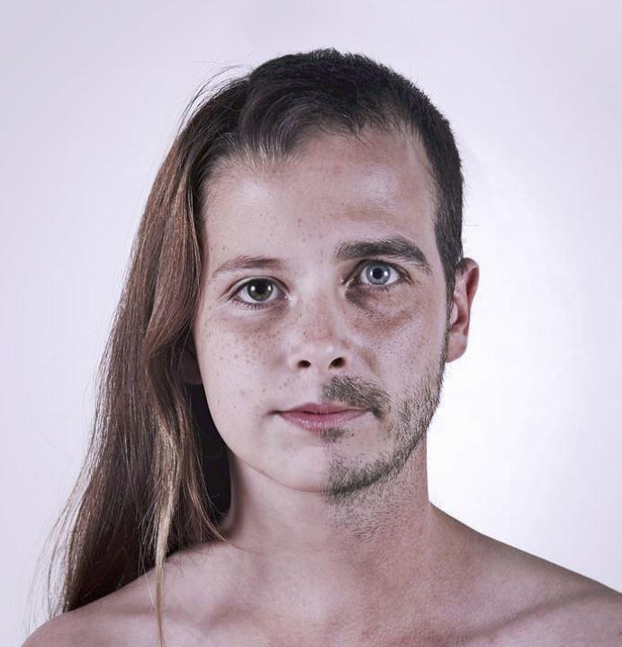 Фотограф комбинирует снимки членов семьи, чтобы доказать насколько мы все похожи