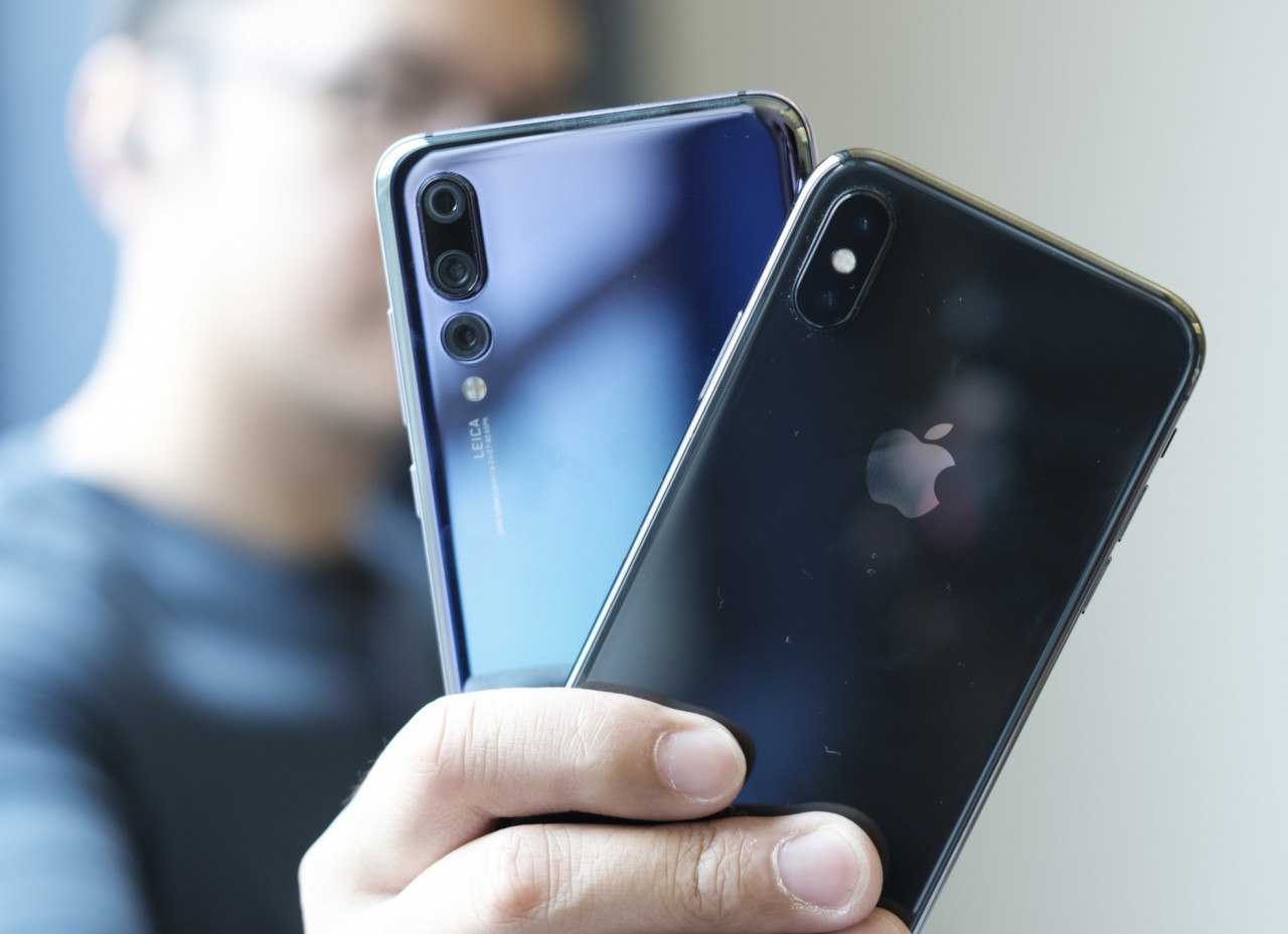 Как Huawei постоянно крадет технологии Apple