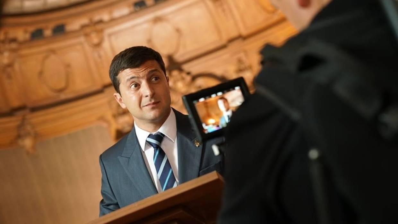 Украинский электорат получил серьезного кандидата на пост президента государства Политика