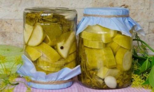 Кабачки, как грузди: простой рецепт на зиму