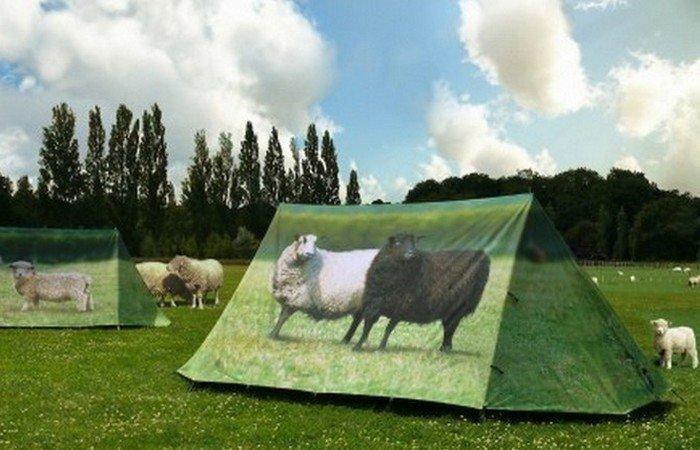 10. Маскировочная палатка идеи, комфорт, отдых, палатка, природа, путешествие