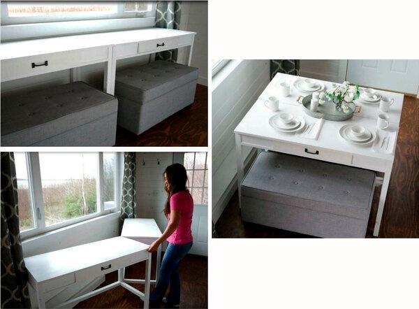 Раскладные столы (подборка)