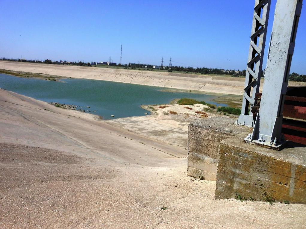 Украина назвала России условие для снятия водной блокады с Крыма