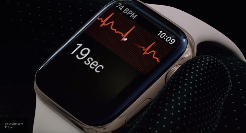 На новых Apple Watch Series 4 заметили серьезный дефект