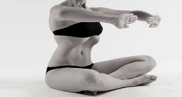 Это упражнение - самый простой способ обрести тонкую талию и плоский живот!