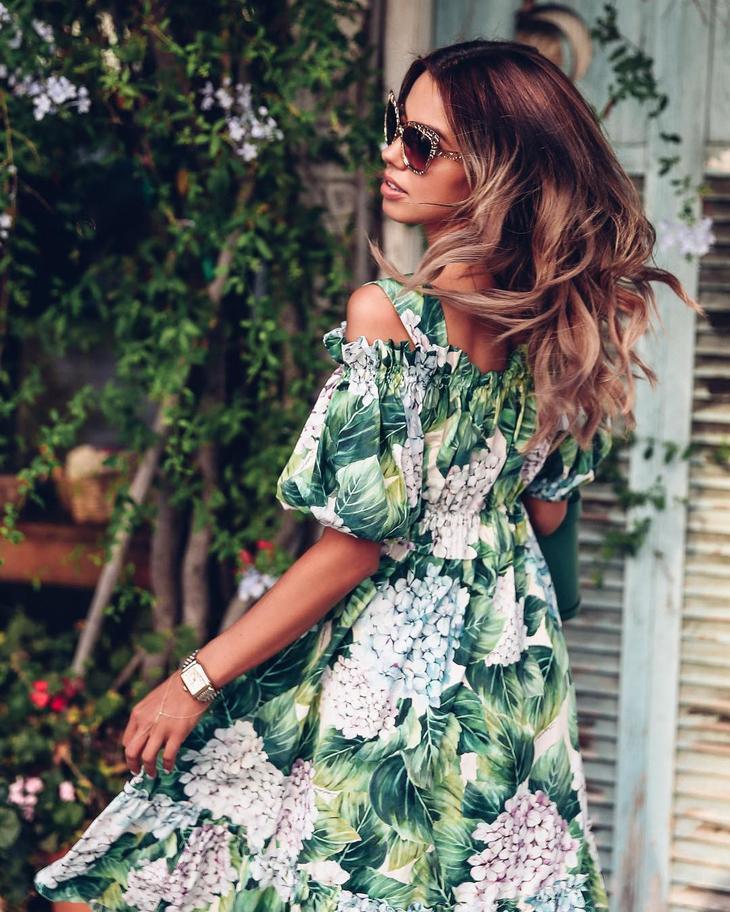 Модные платья весна-лето 2018. Дизайнеры утверждают – это непременно будет в тренде