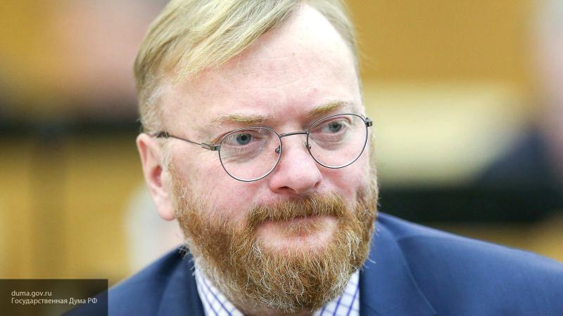 Отменаперевозок с Украины вРФ поможет наладить ж/д сообщение с ДНР и ЛНР, заявил Милонов