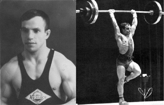 На Олимпийских играх в Токио в 1964 году советский штангист Вахонин перед выходом на помост бросил уже праздновавшим победу венграм фразу...