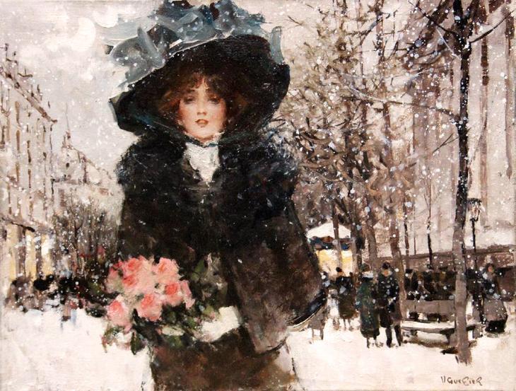 Прогулка по Парижу с Виктором Герье (Victor Guerrier)
