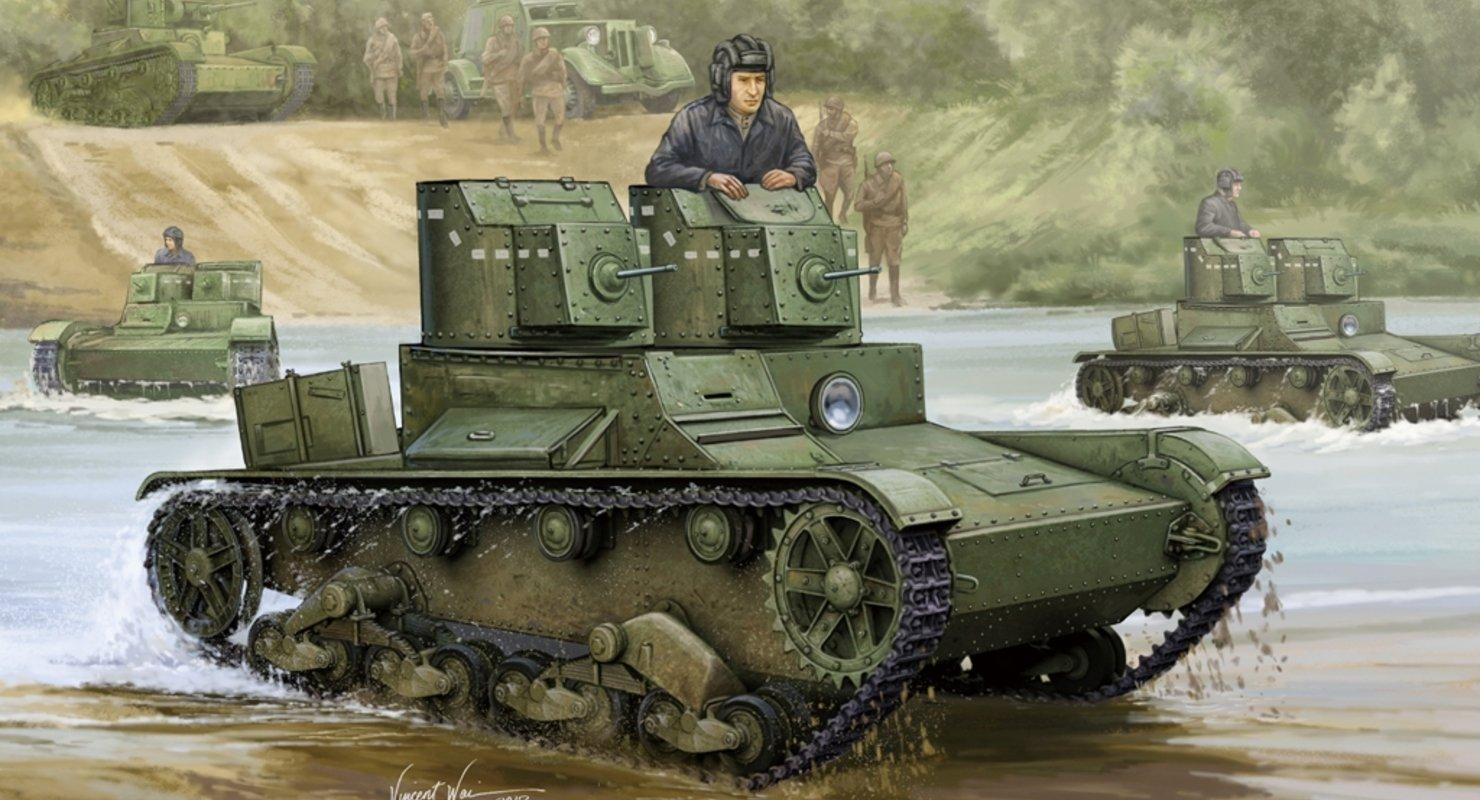 Т26-Танк, о котором мечтали советские солдаты Автомобили