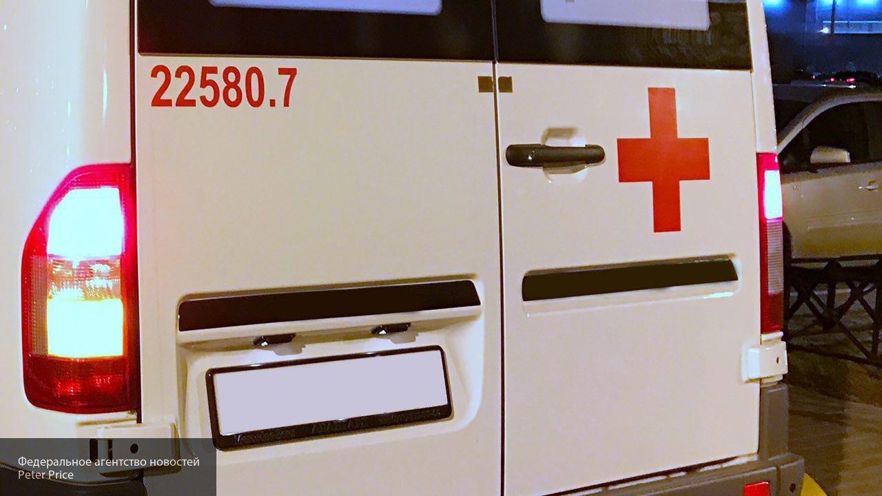 В Ульяновске автоледи на иномарке сбила пенсионера