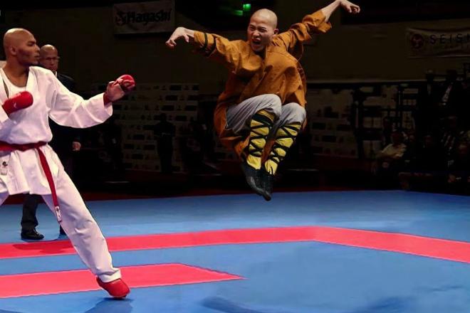 Карате против кунг-фу: что лучше для реального поединка