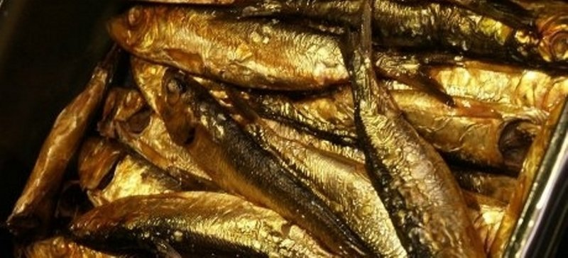 Как речники Лены коптили рыб…