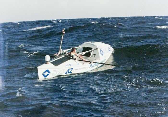 Истории путешественников, отважившихся преодолеть океан