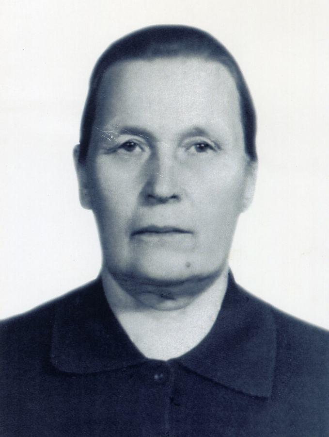 Борунова Капитолина Ивановна