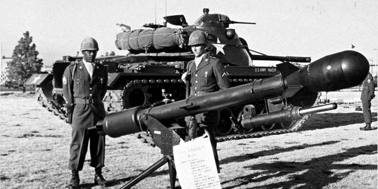 Ядерная дубина для танка