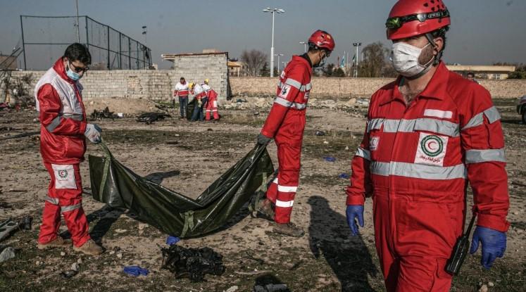 Неудобная версия падения украинского пассажирского самолета