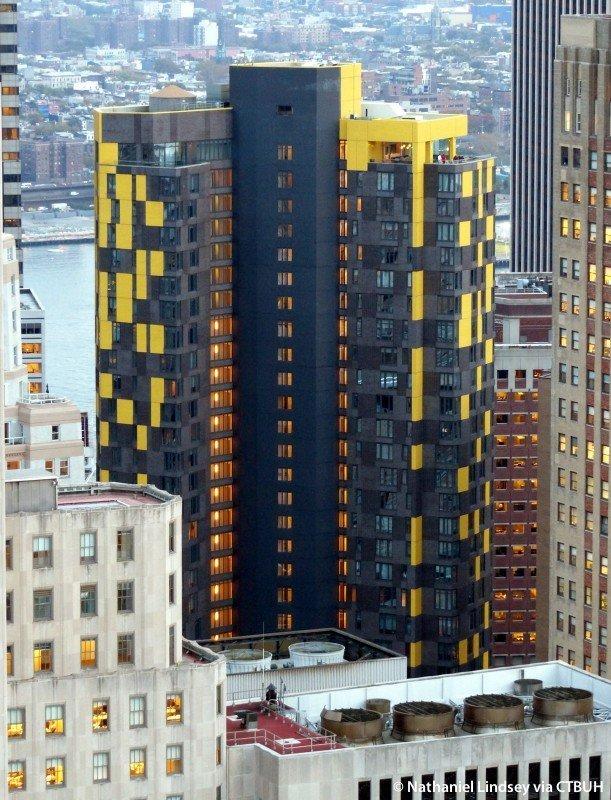 William Beaver House, Нью-Йорк, США красота, небоскребы, самый-самый, строительство, удивительное, фантастика