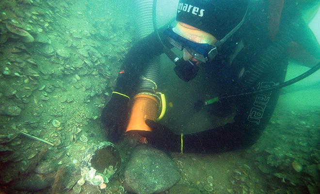 На дне Черного моря нашли город возрастом 6 тысяч лет. Он появился еще до Древней Греции Культура