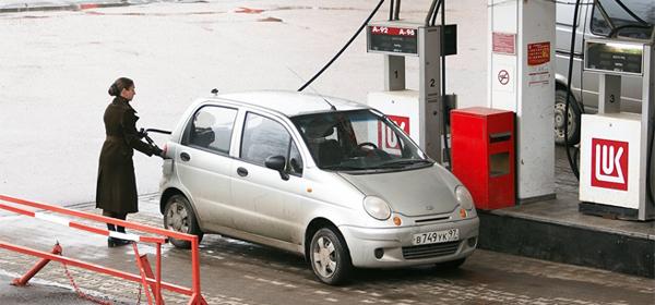 В центре Москвы снесут автомойки и заправочные станции