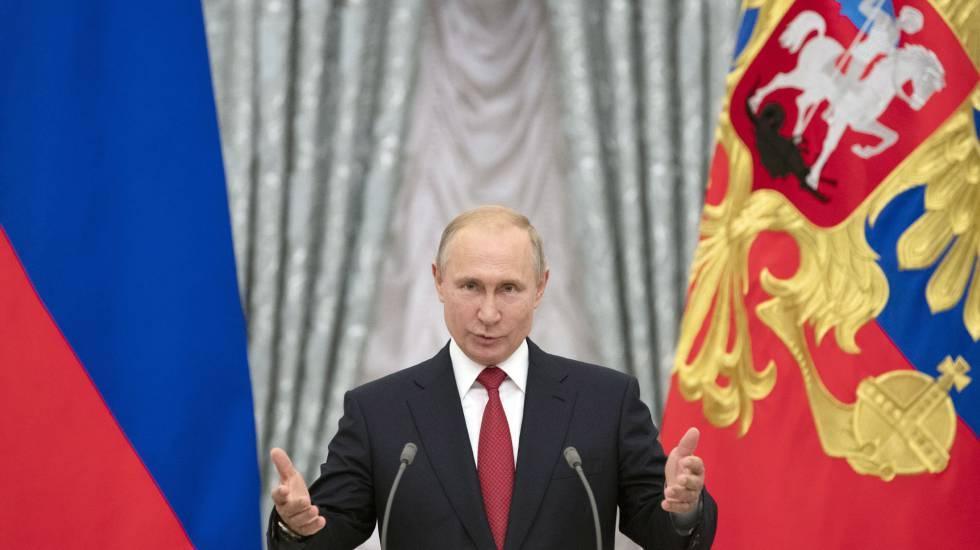 Два лица Путина