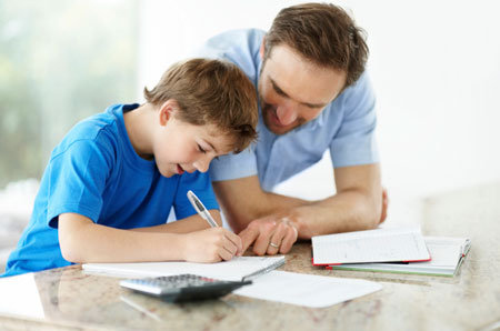 Как научить ребёнка писать б…