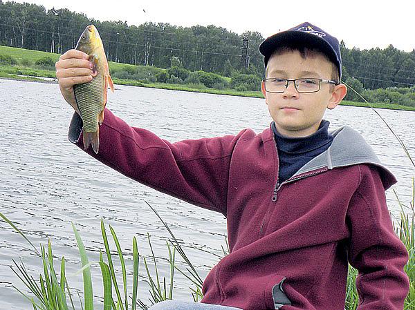 Карась: успех поимки самой русской рыбы