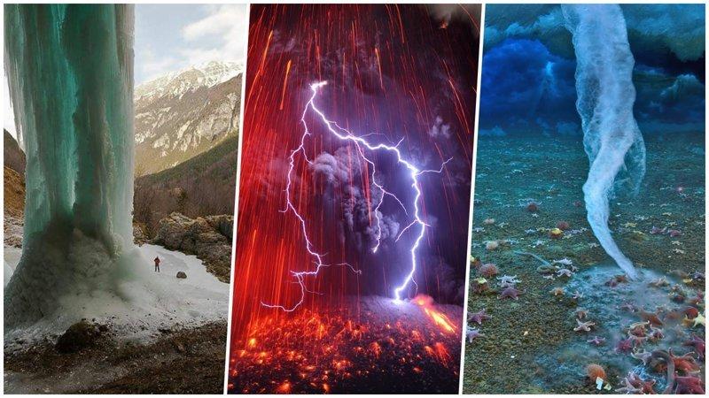 25 фотографий, доказывающих, что природа полна удивительных вещей природа, природные явления, удивительная природа