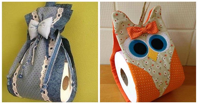 Идеи хранения туалетной бумаги: они покоряют с первого взгляда