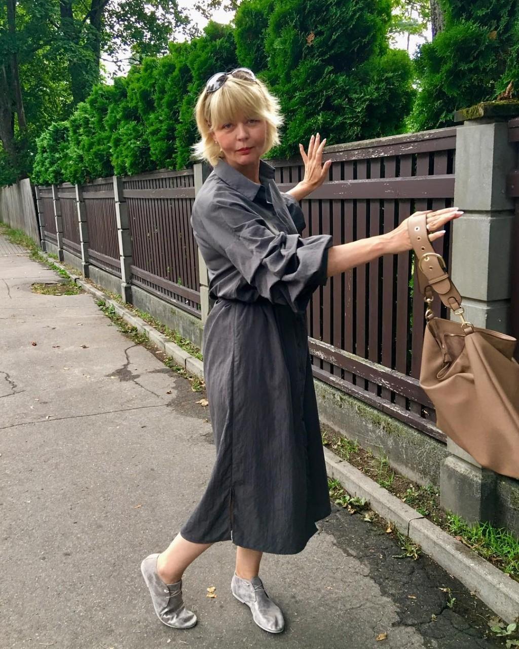49-летняя Юлия Меньшова дала отпор критикам ее внешности, показав умопомрачительную фотографию