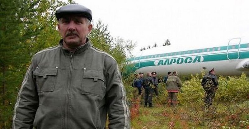 Зелёное море тайги. Ижма, Сергей Сотников, авиакастрофа, интересное