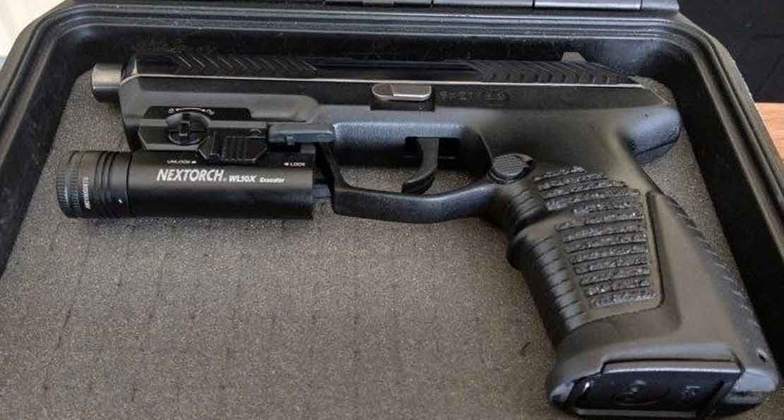 """Разрабатываются бесшумные боеприпасы для российского пистолета """"Удав"""" оружие"""