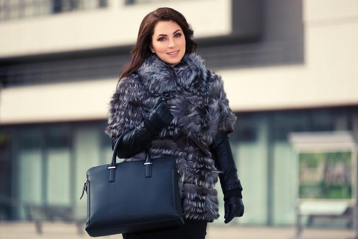 Мода для полных на зиму 2017-2018