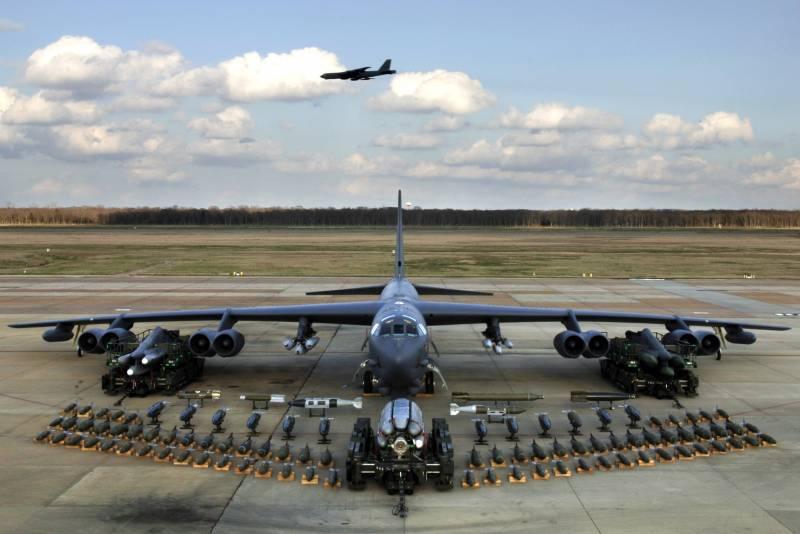 Будет ли у ВВС США 225 бомбардировщиков? ввс,геополитика
