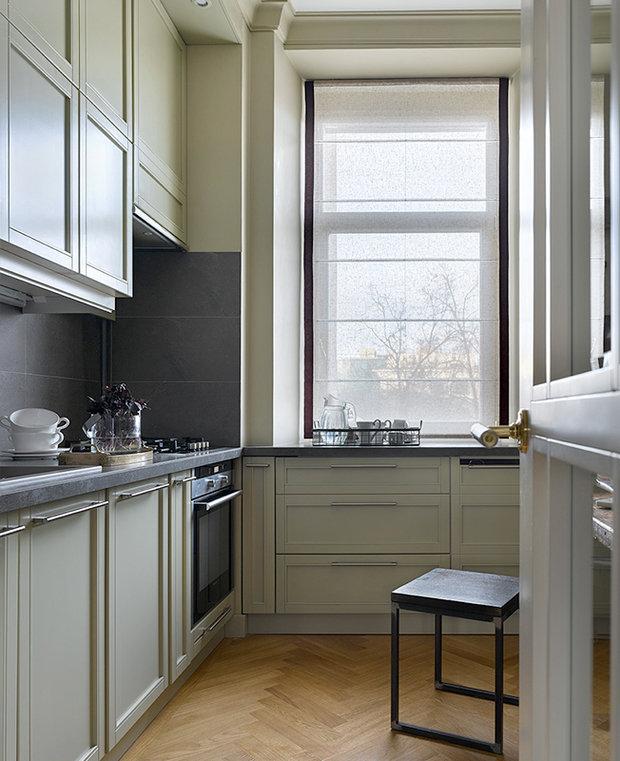 Фотография: Кухня и столовая в стиле Современный, Советы, REHAU – фото на InMyRoom.ru