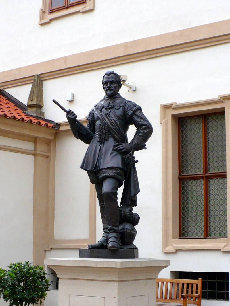 Альбрехт фон Валленштейн. Хороший полководец с плохой репутацией история