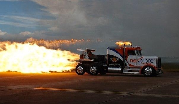 Самый мощный грузовик