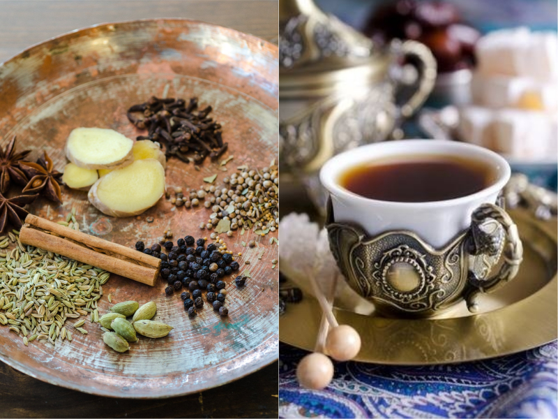 Волшебный чай, который согреет, придаст энергии и отлично справится с осенней хандрой, апатией и переутомлением